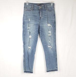 Hollister Boyfriend Hi-Rise Jeans Size 29